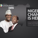 A vote for these two change agent is a vote for a prosperous Nigeria. @APCNigeria @Backarray @rosanwo @wu_knows http://t.co/eAMluKpA90