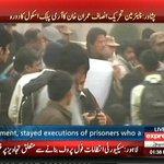 "O SheshzAda aya""Pti chief @ImranKhanPTI visiting army public school Peshawr ""Khan Back in his style????#IKinPeshawar http://t.co/8ZYdWR7Gc0"