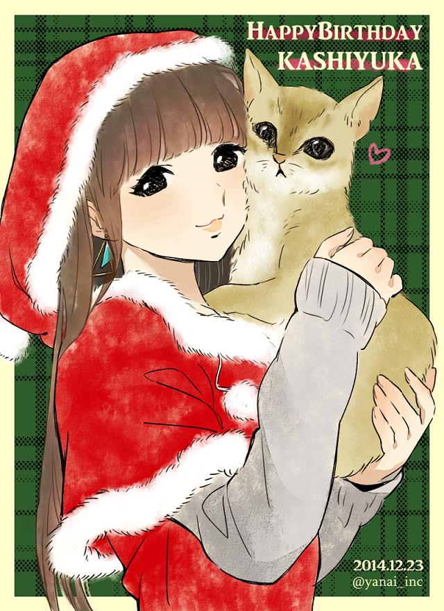 かしゆか生誕祭!ゆかちゃんおめでとう~~ http://t.co/2H60HKn5Yv