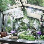 【開催中】チョーヤ梅酒カフェが期間限定で表参道にオープン。緑に囲まれた空間で新しい梅酒の飲用スタイルを提案 http://t.co/h7g5KSW8ev 会期は今週末まで http://t.co/1WLOeNRaDk