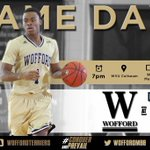 #GameDay! Terriers take on nationally ranked WVU at 7:30pm! #WoCo3D http://t.co/gneXZFec7r