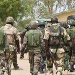 Nigeria military clash with Boko Haram near Gumsuri, site of latest abduction, killings http://t.co/7W9OYHfw5g http://t.co/H0bDx7EDqC