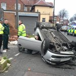 RT @WestMidsFire: Babys miracle escape as Handsworth car overturns http://t.co/1GcdurfUjf http://t.co/Tco6kQT58H