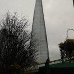 """#КалядыўАнглii 5: новинка в #Лондон: """"Шард"""" самый высокий небоскреб в западной Европе @TheShardLondon #twiby http://t.co/Zob9vGh6J8"""