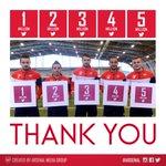 .@Arsenal - the first Premier League club to reach five million followers on Twitter http://t.co/S82wKOVGNF http://t.co/n0PklqzC7p