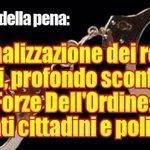 I cittadini chiedono certezza delle pene ma il governo Renzi fa il contrario! http://t.co/2TvB3GCAir Leggete un po. http://t.co/MMGpzOK0yK