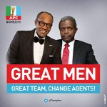 Today, we stand in solidarity with the #GMB15 family. Its a day that youre invited to use GMB DPs. #NigeriaDecides http://t.co/RDKopf2ITl