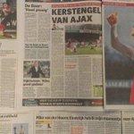 Krantenoverzicht #excaja: 'Van schlemiel tot cultheld': http://t.co/O7kmXYV3Zm http://t.co/4WtBrvY3ZH