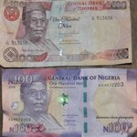 """@Gidi_Traffic: ""@illuminious: Do you like do new #100Naira Note? #Nigeria #centenaryNote @Gidi_Traffic http://t.co/N6nyWPn0Ln"""