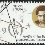 Today is celebrated as Mathematics day as it marks birth anniversary of mathematician Srinivasa Ramanujan. #MathsDay http://t.co/s8BpzwoLiY