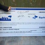 #MultarEquitalia ecco la cartella consegnata ad #Equitalia #m5s @beppe_grillo @M5SMontecitorio @Senato5Stelle http://t.co/4tulvqUOeg