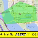 #DCtraffic Power Outage around Mall: Independence Ave btwn T.R. Bridge + 15th ST, temp stop signs #vatraffic http://t.co/q51JJPCOuj