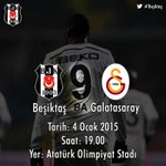 """#Tribünlerİnleyecek  """"Aşık oldum renklerine Beşiktaş...""""  http://t.co/hxk45O8hvP http://t.co/RF8cNPaLlA"""