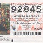 #LoteríadeNavidad | El 92845, deja 1.125.000 euros en #Málaga. http://t.co/OTYOpD4S99 http://t.co/bErhfObIFI
