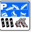 Segnali stradali a #Roma e #Milano: il parcheggio @giulianopisapia @ignaziomarino @piermaran @calieverywhere http://t.co/xEP5ld5t9c