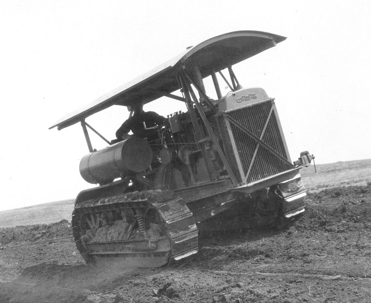 #DidYouKnow Back in 1929, you could purchase a Caterpillar Sixty for $4,175. (NYSE: $CAT) http://t.co/IvjGRTykfV