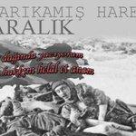 22 Aralık 1914de. Sarıkamışta Vatan uğruna donarak Şehit olan KahramanlarıMızı Minnet,Hürmet ve Dua ile Anıyorum. http://t.co/ThWHLlLjfL