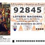 El segundo premio de la #LoteriadeNavidad deja 500.000 euros en Asturias http://t.co/k7oQi87kT3 http://t.co/AosPNeuVsG