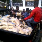 #StomachInfrastructure. HAPPINING NOW @ THE GOVERNORS OFFICE, ADO - EKITI. http://t.co/YBMshiAjP2