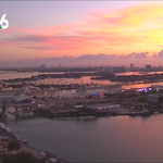 Good morning, #Miami ...a great start to the day. Forecast dry now. but a mid-week cold front will shake things up. http://t.co/1lBJah0QEB
