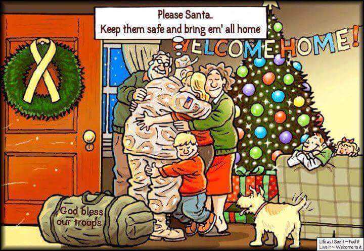 Remembering those deployed & the families they leave behind for this special holiday Happy #MilitaryMonday #vets #sot http://t.co/ylMnF6znRx