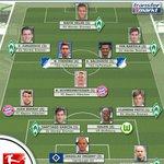 """Gleich fünf Grün-Weiße + Skripnik haben es in die @Transfermarkt """"Top-Elf des Spieltages"""" geschafft! #Werder #svwbvb http://t.co/BDldlI5gcV"""