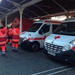 En grandes concentraciones es FUNDAMENTAL disponer de asistencia sanitaria in situ. @cruzrojabizkaia en #SantoTomas. http://t.co/bsv0oDTm7K