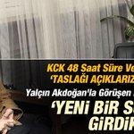 "PKK ile Müzakerede ""YENİ SÜRECE"" Girildi http://t.co/Xrr7TCCCCq #EdepYaHu http://t.co/mi9KlfIXTo"