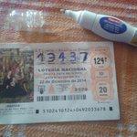 Vamos a intentarlo...#LoteriadeNavidad http://t.co/5SOCk9p6Vm