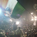 .@ArvindKejriwal addressing Babarpur Jansabha. Huge Crowd Huge Support. #5SaalKejriwal http://t.co/64MgDEUHDo