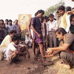 Late BJP leader Dilip Singh Judeo used to wash the feet of re-converted Christians. True #GharWapsi proponent. http://t.co/sa14GHLHH6