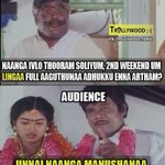 Awesome memo. Full credits to the maker. #Lingaa http://t.co/qcpVqSKJnU