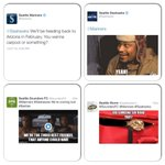 Did someone say road trip? The Twitter exchange between Seattle sports teams after the @Seahawks win is hilarious! http://t.co/L45c2tfq1B
