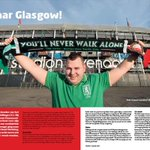 Article in Monitor magazine of Erasmus Medical Centre - together a great job! #Celtic & #Feyenoord #FightCancer http://t.co/IizxW4yk8C