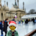 #LegoAlex more from #Brighton #Pavilion #IceRink #IceSkating #festivefun #lego #xmas #ice #cold #XmasHatSnap http://t.co/7A51abX4nL