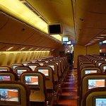 """#الخطوط_السعودية، تدشن اليوم الاثنين، طائرة """"السعودية"""" الجديدة من طـراز بوينج في مطار الملك عبدالعزيز الدولي بـ #جدة. http://t.co/WzgkFnHr7O"""