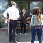 Dialogando con los vecinos y comerciantes de La Loma. Un barrio muy castigado y olvidado por el Municipio. http://t.co/1isSKwmP5j