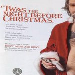 """Naughty, bare-chested """"Party Santa"""" gets a DUI in South Dakotas holiday ad. http://t.co/DuQr1JlOjk http://t.co/Sc8zlXYZSc"""
