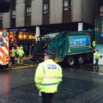 Sky sources: At least two people have died after bin lorry crashed into pedestrians in Glasgow http://t.co/Nj93ovBm6s http://t.co/XTMzyyqILK