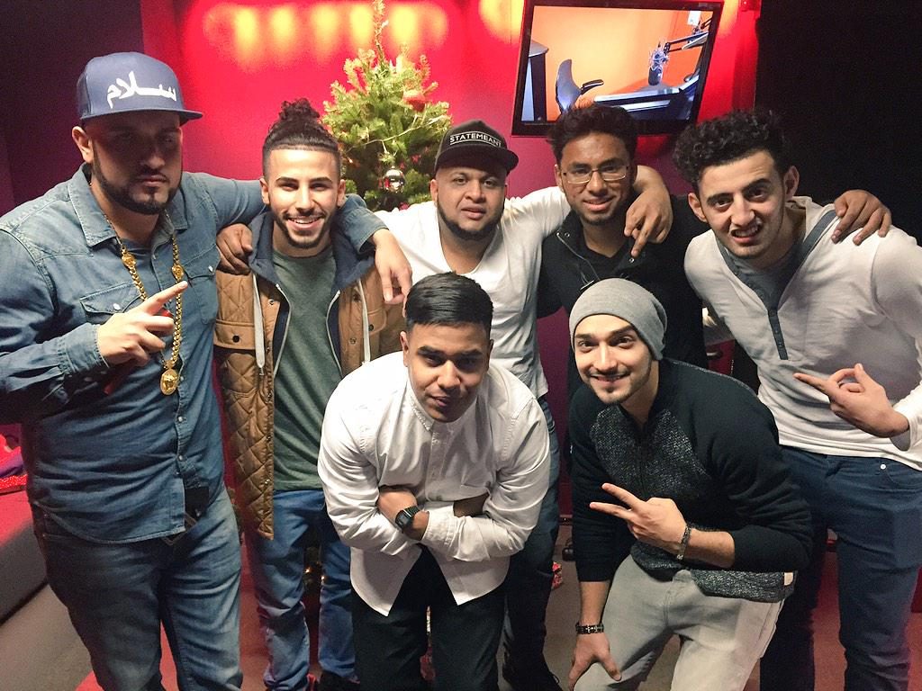 Listen back to @3MH_UKTOUR2014 live interview with myself & @DJLIMELIGHTUK on @bbcasiannetwork on the iplayer http://t.co/VsZx7b0pWz