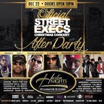Today Catch @1coolamerika AT THE @streetexecs Annual Christmas Concert Afterparty #HarlemNights #ATL http://t.co/waBWWHSVP0
