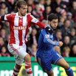 Big game at 20:00h! (Uk time) @stokecity vs @chelseafc ! Ready to fight! ⚽ http://t.co/m3o4TqiVQg