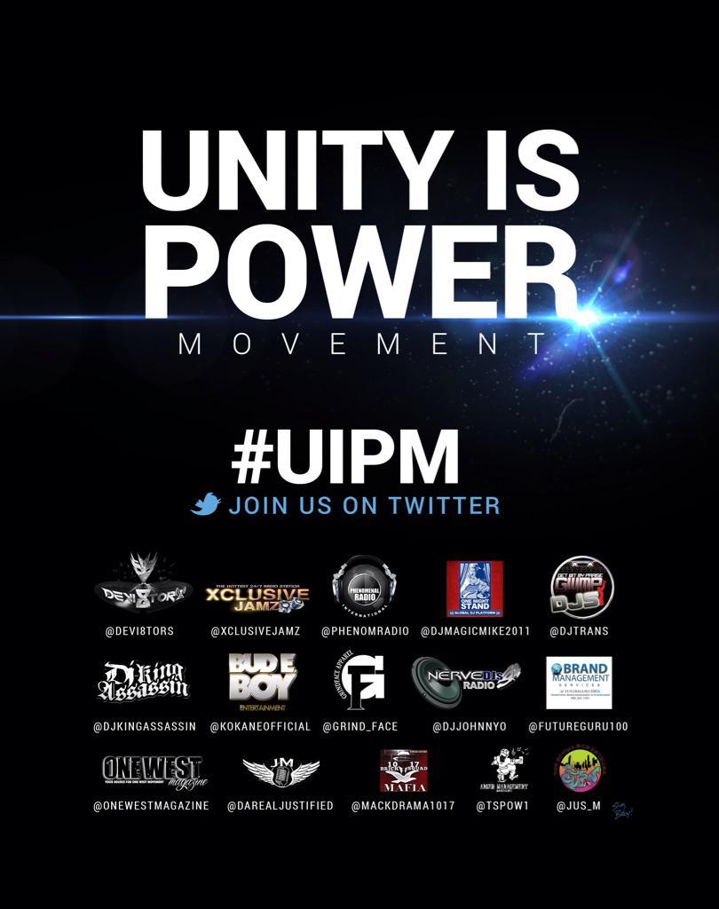 #UIPM @DjKingAssassin @Kokaneofficial @Djmagicmike2011 @DJJohnnyO @futureguru100 @Devi8tors @PhenomRadio + Many More http://t.co/dSn3IGaUXk}
