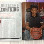 Orlando Magic rookie PG/former Louisiana star Elfrid Payton & Ragin Cajuns PF Shawn Long in latest issue of SLAM. http://t.co/8EOe0uH8Y2