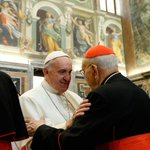 #PopeFrancis warns Vatican officials of spiritual Alzheimers, other ills http://t.co/GM5WxsNvp7 #CNSstory http://t.co/xi6eaxslbs