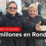 PORTADA | #ElGordo deja 40 millones € en la Serranía de #Ronda #Málaga http://t.co/HLXy6smZ82 http://t.co/cpc1X5mqUi