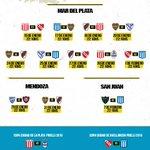 #EDLP #GELP fixture Torneo de Verano 2015 http://t.co/FDwVcTxRG5