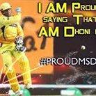 #10YearsofDHONIsm I am proud in saying that i am a DHONI fan :) #Thala _/\_ http://t.co/kBu7lnAIH3