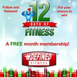 Day 10 of our 12 Days of giveaways is here! FOLLOW and RT for your chance to win a FREE month membership! http://t.co/FmtsDwnIgE