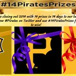 That's it! Just use the hashtag & you may win! We'll pick one random winner at 4pm. Good luck. #14PiratesPrizes http://t.co/tFvwyUlWy5